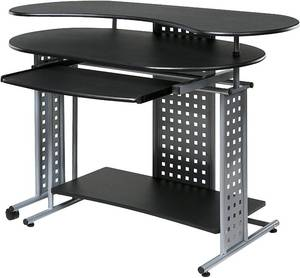 OneSpace Expandable L Computer Desk