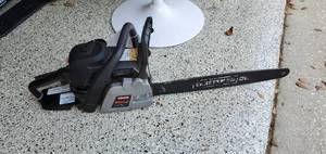 Craftsman 20in Gas Chainsaw