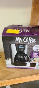 Mr. Coffee 12-Cup Pot Programmable Coffee Maker