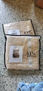High End VHC Pillow Shams
