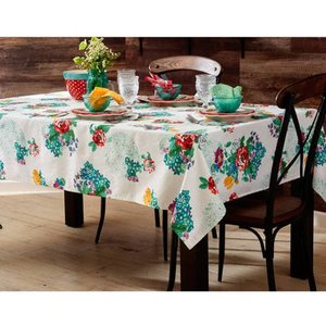 "The Pioneer Woman Country Garden Tablecloth, 52"" x 70"""